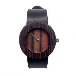 Ξύλινο Ρολόι WnL (wenge)