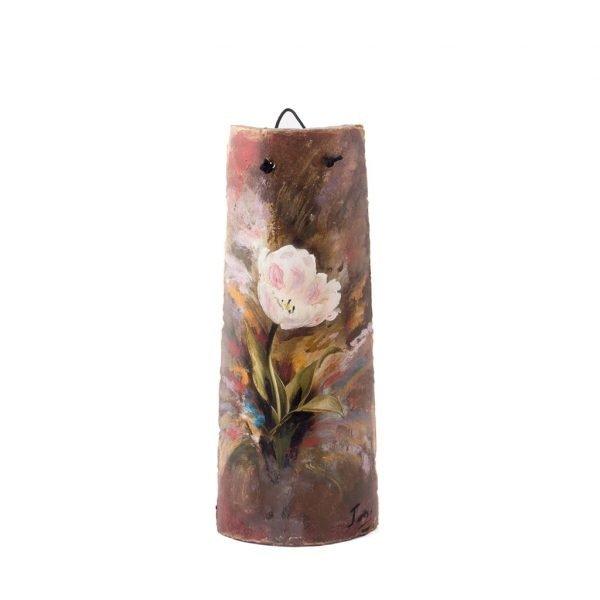 Διακοσμητικό τοίχου «Ροζ Λουλούδι»