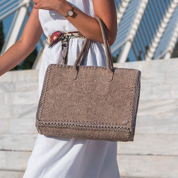 Aphrodite τσάντα tote