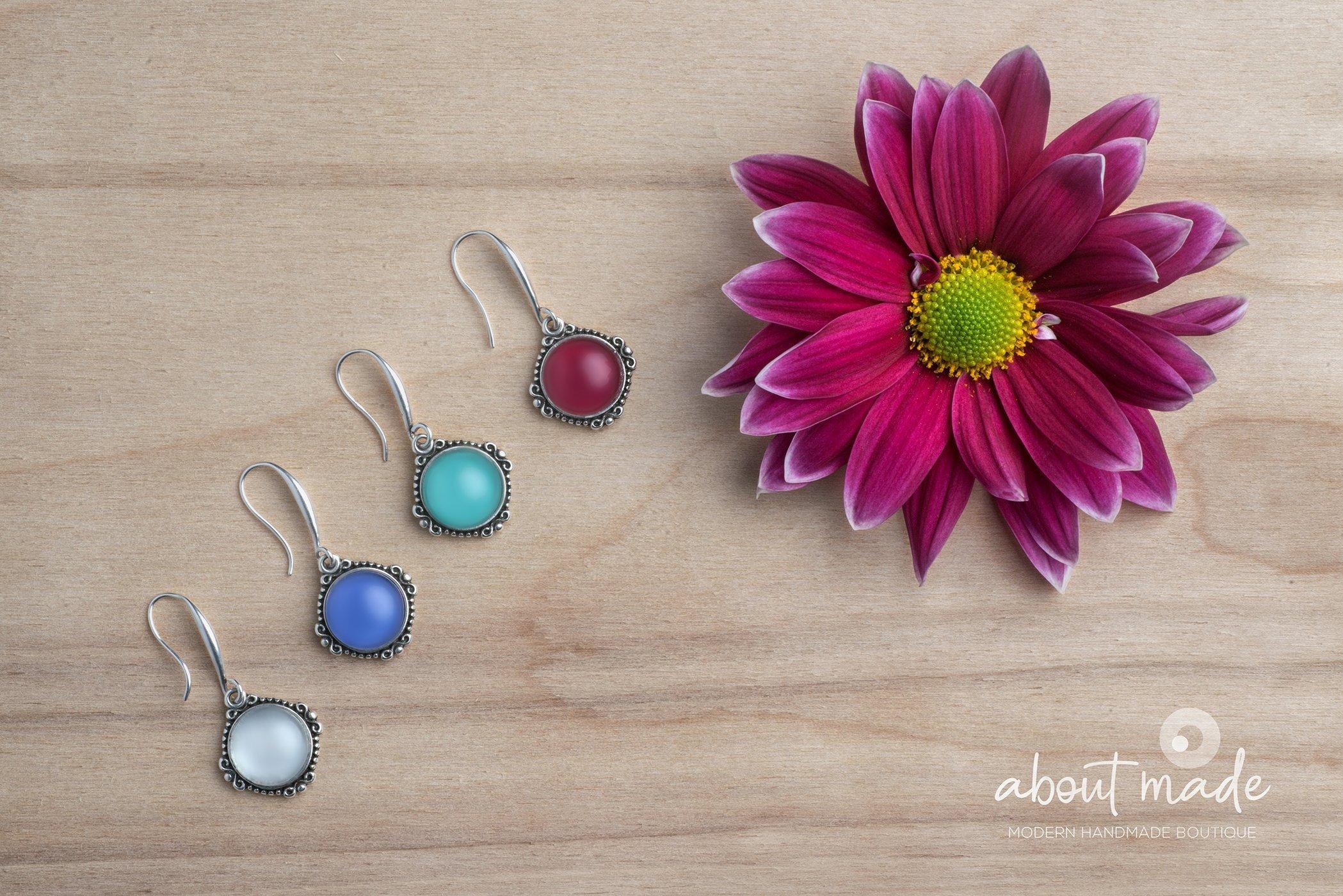 Vintage Earrings 4 colours