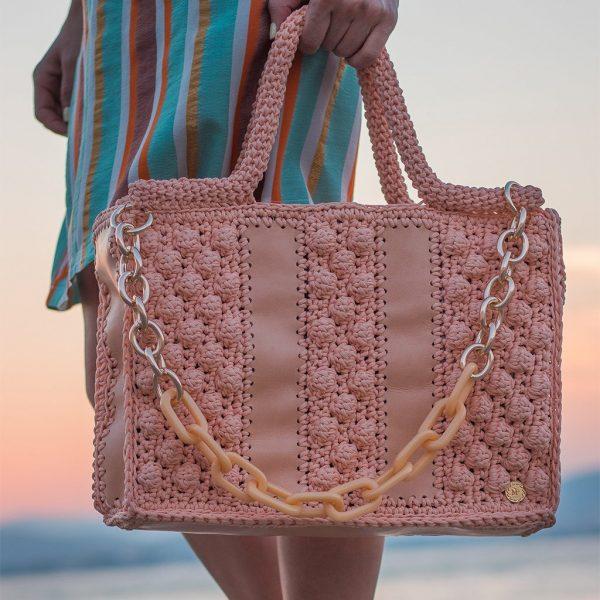 """Hera"" τσάντα tote"