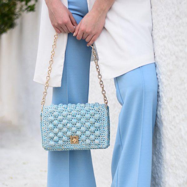 Monaco τσάντα ωμού