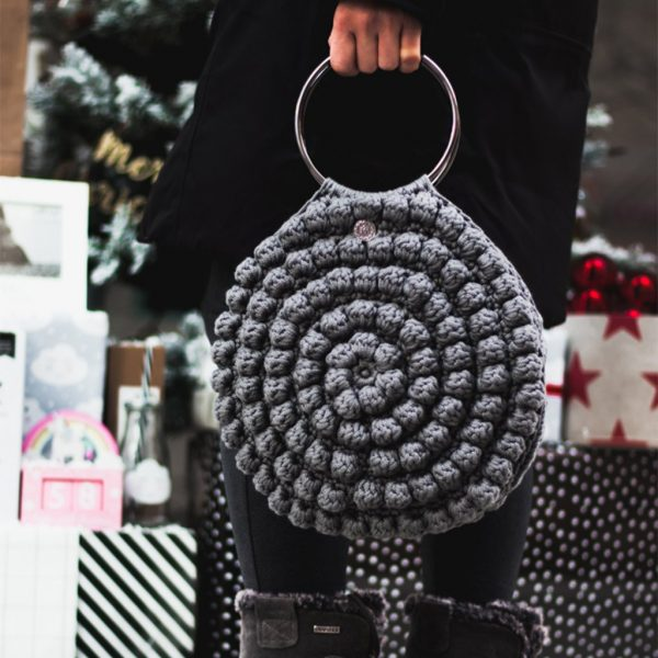 """Nafsika"" τσάντα tote"