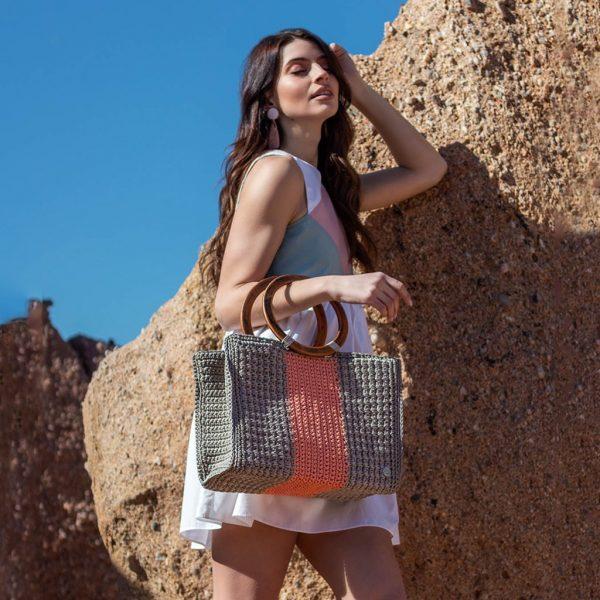 Eurydice Tote τσάντα