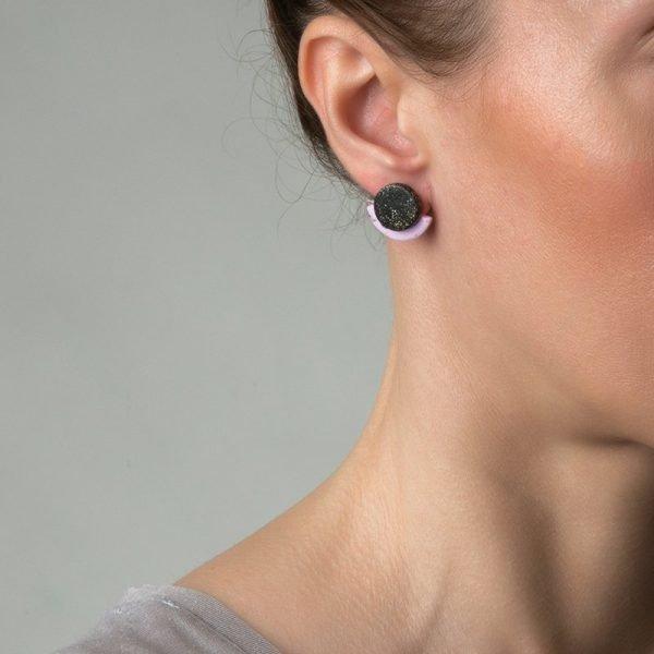 Charmy καρφωτά σκουλαρίκια (small)
