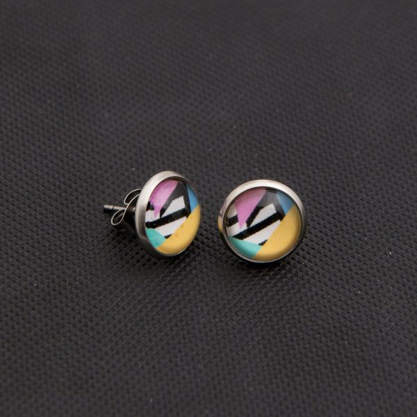 Καρφωτά σκουλαρίκια 90's