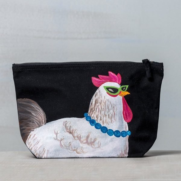 Υφασμάτινη ζωγραφιστή τσάντα Mrs Koko
