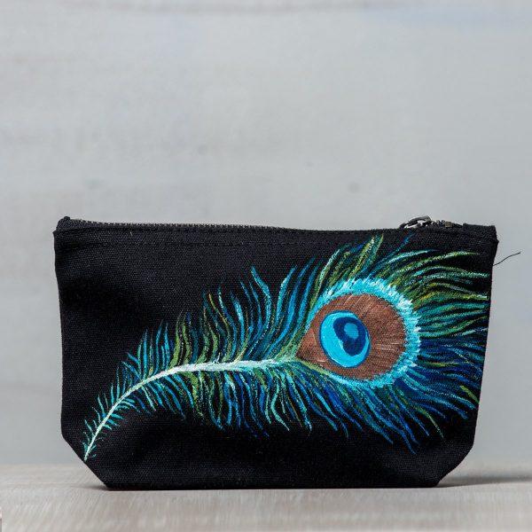 Ζωγραφιστή τσάντα Φτερό
