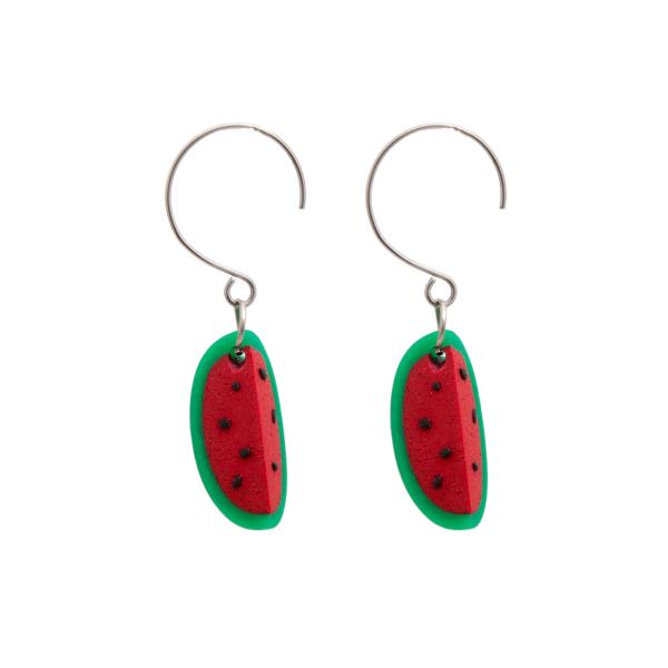 Watermelons σκουλαρίκια