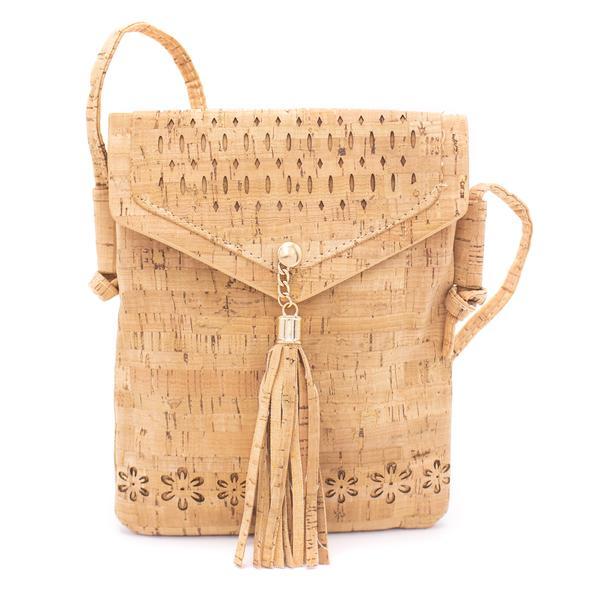 Natural Cork τσάντα χιαστή